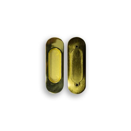АФ Ручка врезная EDSON золото глянец