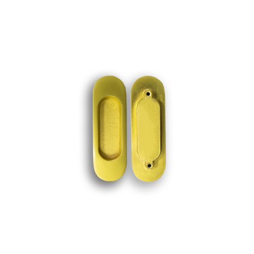 АФ Ручка врезная EDSON золото матовое