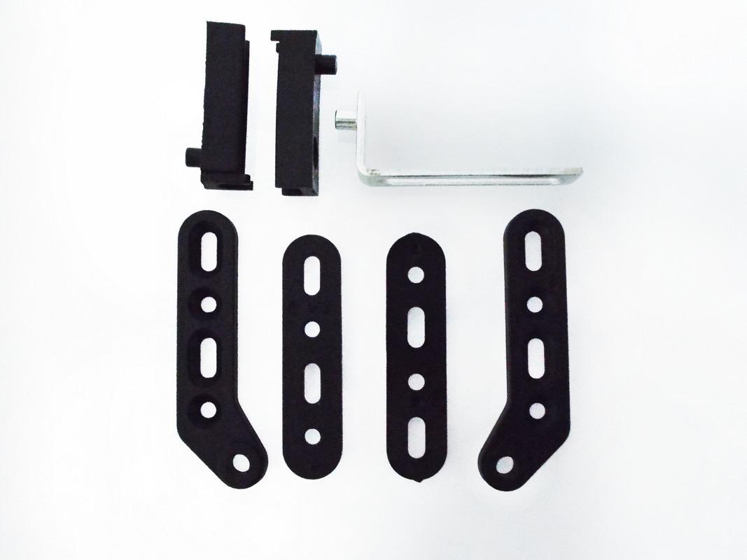 АФ Комплект для распашных дверей (без направляющей) ERA-WF03