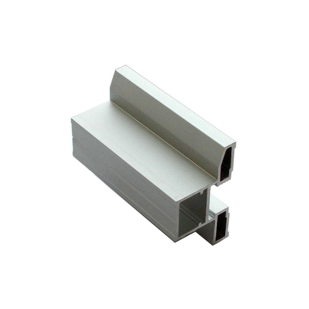 АФ Профиль вертикальный ЭЛЕГАНТ NEW, серебро, 5400мм