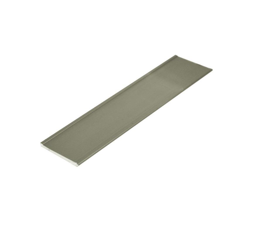АФ Профиль соединительный накладной, серебро, 6000мм