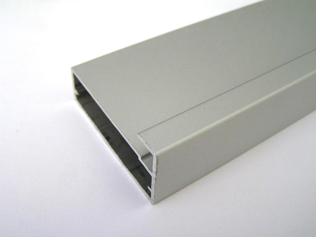 АФ Профиль рамочный F1-33, серебро, 3000мм