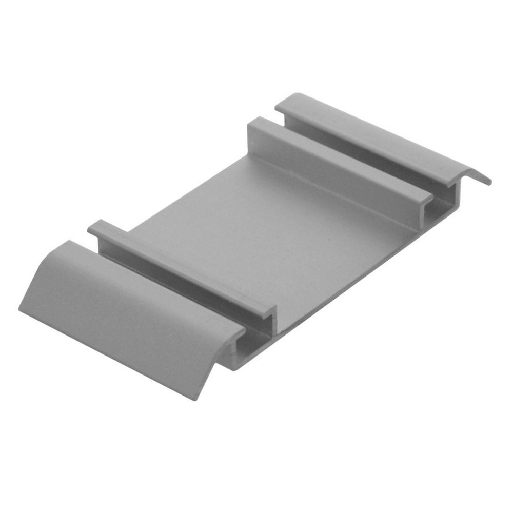 АФ Рельс двойной нижний 250, серебро, 6000мм