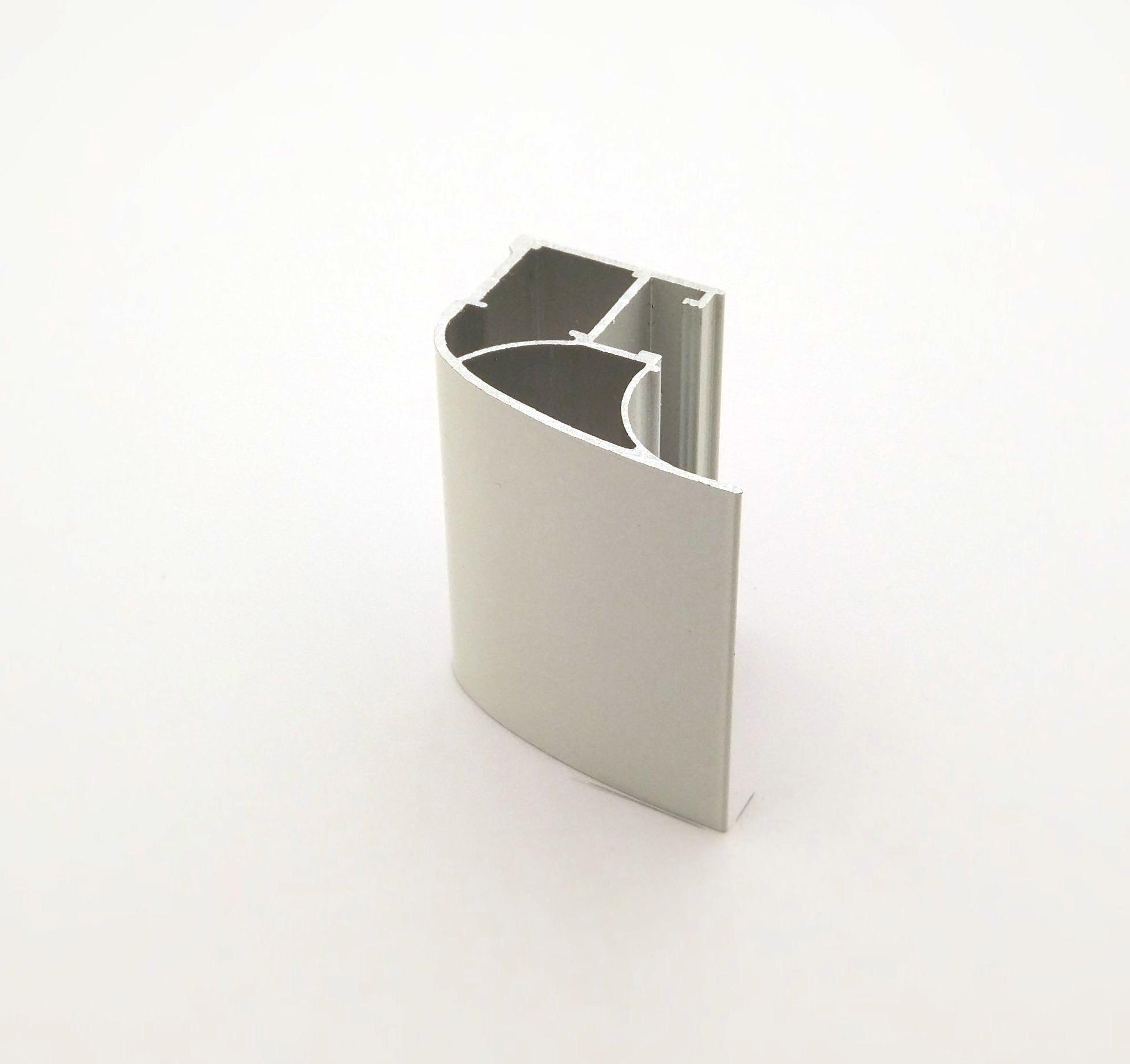 АФ Профиль вертикальный люкс 454, жемчуг, 5400мм