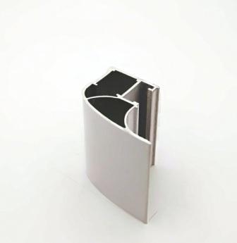 АФ Профиль вертикальный люкс 454, белый, 5400мм