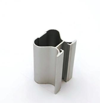 АФ Профиль вертикальный закрытый 419, серебро, 5400мм