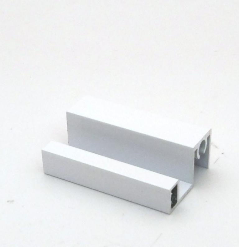 АФ Профиль горизонтальный верхний SLENDER, белый, 6000мм