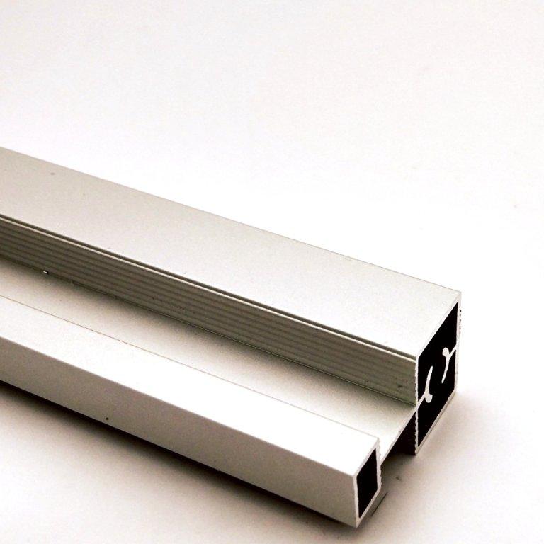 АФ Профиль соединительный SLENDER, серебро, 6000мм
