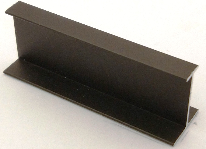 АФ Профиль соединительный Simple-16, бронза, 6000мм