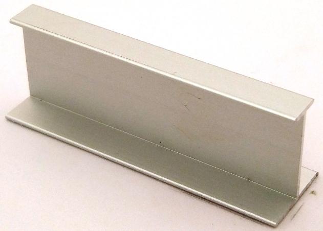 АФ Профиль соединительный Simple-16, серебро, 6000мм