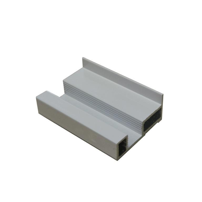 АФ Профиль вертикальный SLENDER, белый, 5400мм