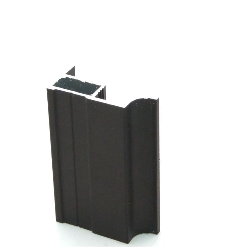 АФ Профиль вертикальный MAGIC, бронза, 5400мм