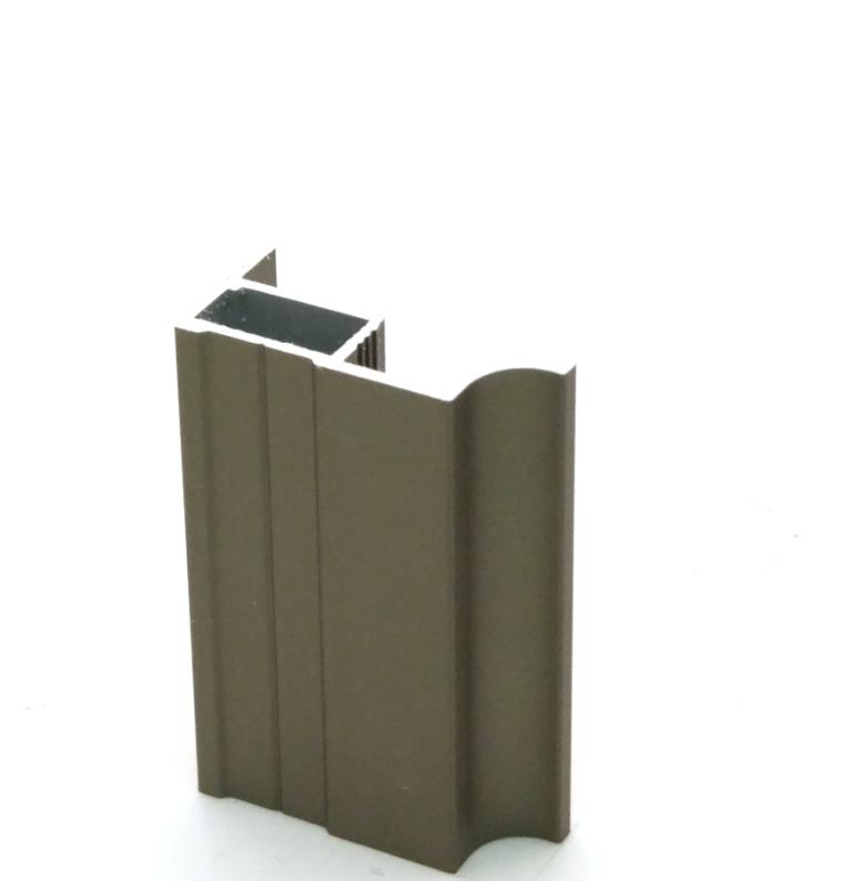 АФ Профиль вертикальный MAGIC, шампань, 5400мм