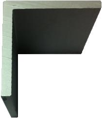AIR  Профиль-держатель стеновой, серебро, 6000мм