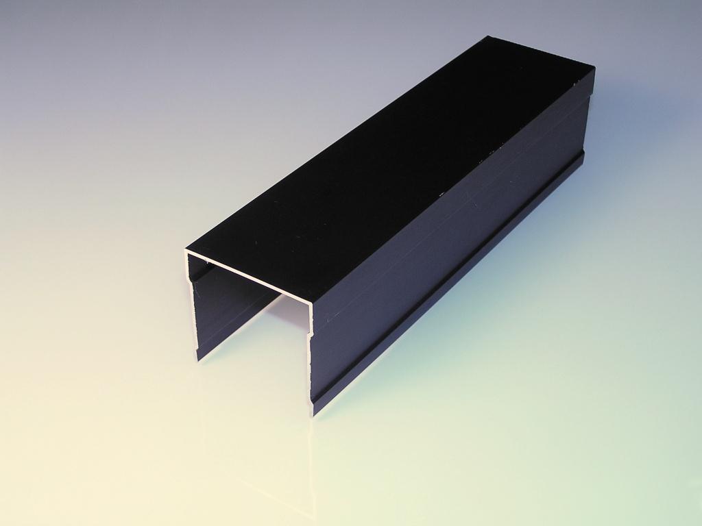 АФ Рельс одинарный верхний, бронза, 6000мм