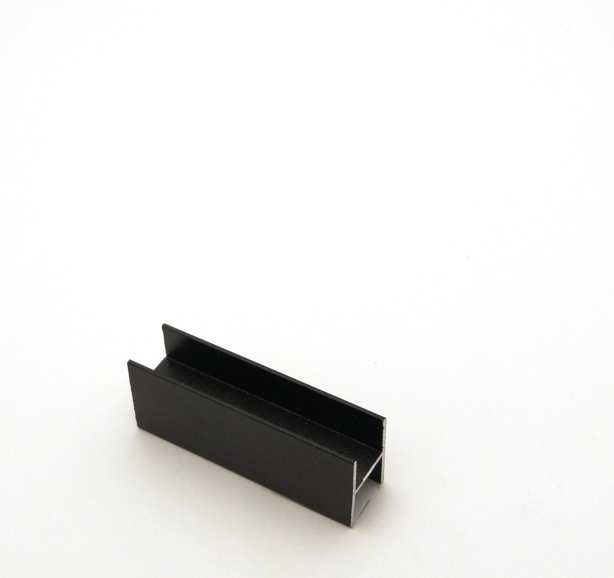 АФ Профиль соединительный, черный матовый, 6000мм