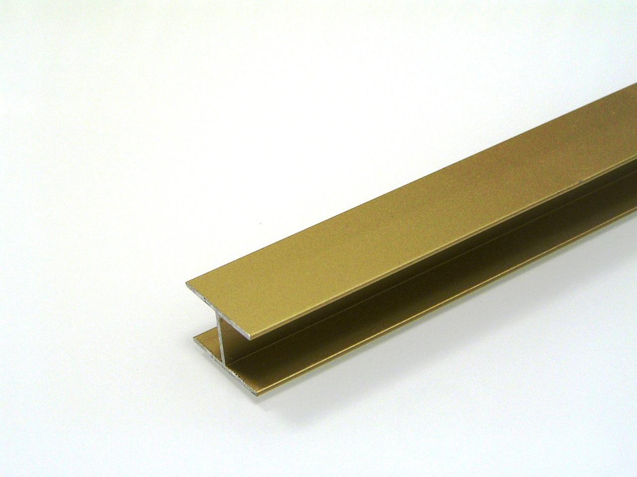 АФ Профиль соединительный, золото белое, 6000мм